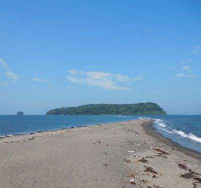Visit the seaside town of Ibusuki for sea views, beaches and hot sand baths