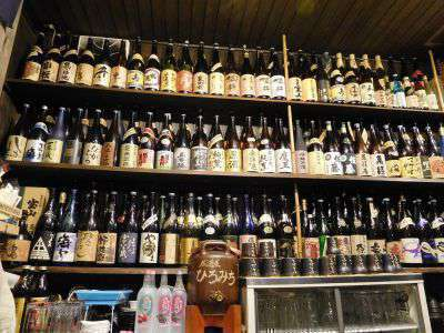 Izakaya Hiromichi in Ibusuki, Kyushu, is an intimate sake pub with great food